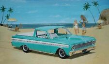 "FORD FALCON RANCHERO PICKUP ""Custom plus"" 65' - KIT TRUMPETER 1/25 n° 2512"