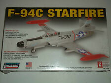 NEW SEALED MILITARY AIRPLANE F-94C STARFIRE 1/48 SCALE WAR GAMES KIT