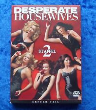 Desperate Housewives Season 2.1, DVD Box Staffel