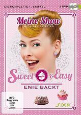 SWEET & EASY: Enie Backt - Staffel 1 (2 DVDs) *NEU OPV*
