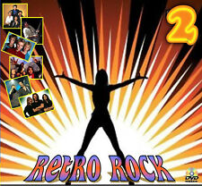 "Dj Video Mix ""  80s RETRO ROCK 2 "" 75 Minutes Of Classic Hits!!!"