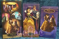 Disney #121 Designer Fairytale Collection Doll Couple Snow White/Prince  LE