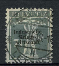 Switzerland 1918 SG#O302, 7.5c Official Optd Used Cat £1500 #A73406