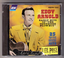 Early Hits Tennessee Plowboy Eddy Arnold new country CD ASV Living Era best of