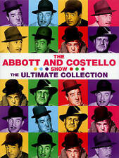 Abbott and Costello Show:The Ultimate Collection New DVD