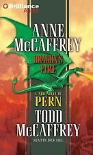 Dragonriders of Pern: Dragon's Fire Bk. 2 by Todd McCaffrey and Anne...