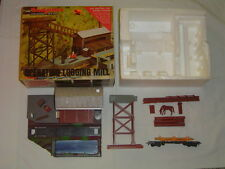 LIFE-LIKE TRACKSIDERS HO SCALE OPERATING LOGGING MILL #08701