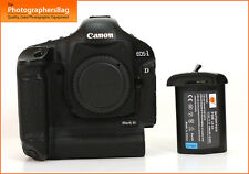 Canon EOS 1D MK III Digital SLR Camera Body,Battery + Free UK Postage