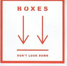 (EA786) Boxes, Don't Look Down - 2012 DJ CD