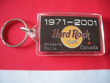 HRC Hard Rock Cafe Niagara Falls Canada 30 Years of Rockn Roll