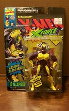 The evil mutants x-men xforce killspree figure 1994 toy biz