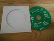 CD Punk Ted Leo / Pharmacists - Hearts Of Oak (11 Song) Promo LOOKOUT disc only