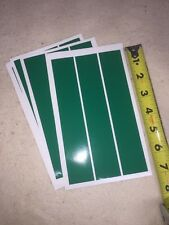Arrow Wraps 1 3/16 X 7 Green Package Of 12