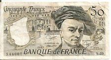 France: 50 Francs 1982 VF