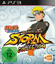 Playstation 3 Spiel: Naruto Ult.Ninja St. Collection PS-3  Neu & OVP