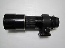 Nikon Nikkor 300mm f/4.5 IF ED Camera Lens AIS SN # 220268