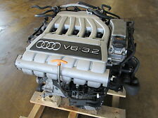 BDB v6 MOTORE 3.2 184kw 250ps AUDI a3 8p VW Golf 5 r32 parte superate catene NUOVO!!!