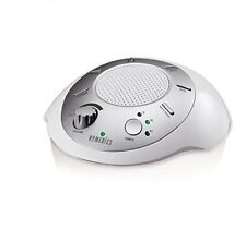 HoMedics SS-2000G/F-AMZ Sound Spa Relaxation Machine with 6 Nature Sounds, New