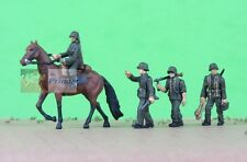 PAINTED 1/72 DIORAMA SOLDATS FIGUR WW2 BARBAROSSA DEUTSCH ARMEE INFANTRY 72_H