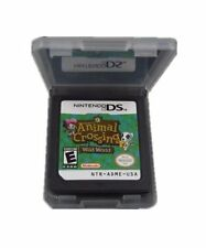 Animal Crossing: Wild World video game card for Nintendo DS NDS NDSI NDSL NDSLL