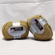 """100g Schachenmayr select """"Extra Soft Merino Cotton"""" 5611 Caramel"""