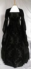 Gothic Dress Renaissance Halloween Wedding Whitby Medieval Custom Made to size