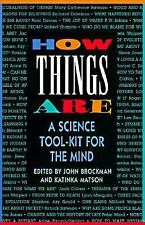 How Things Are: A Science Tool-Kit for the Mind, Brockman, John & Katinka, Good