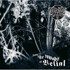 """THOU SHALT SUFFER """"Into the Woods of Belial"""" EMPEROR WONGRAVEN OLD FUNERAL"""