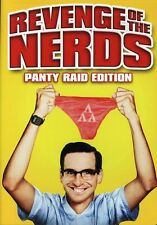 Revenge of the Nerds [Panty Raid Edition] (2009, DVD NIEUW) CLR/WS