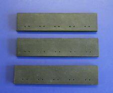 Vintage Tri-ang SCALEXTRIC MM/T45G Rubber Track Run-Off Borders (Black) x3