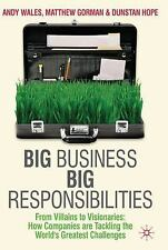 Big Business, Big Responsibilities : From Villains to Visionaries - How...