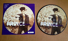 PRINCE R. NELSON • Controversy / The Future-Rem. • PICTURE DISC • FREE stickers!