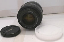 Minolta Film Camera Lens AF Zoom 35-70mm 1:3.5 (22) - 4.5 +Caps  - TESTED