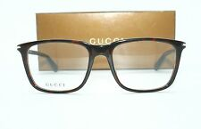 Brand New Mens Large Gucci Glasses Model GG1105 Gucci Case with free SV lenses