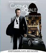 Casino Royale Blu-ray Daniel Craig Eva Green New and Sealed Original UK R2