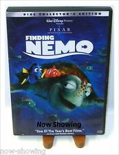 Finding Nemo (DVD, 2003 1 Widescreen Disc) Disney Pixar Studios Family Movie