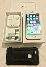 "Apple iPhone 5s- 64GB- Gold-Factory Unlocked A1533 GSM 4G LTE 4"" 8MP smartphone"