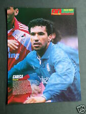 CARECA - NAPOLI- 1 PAGE PICTURE - CLIPPING /CUTTING