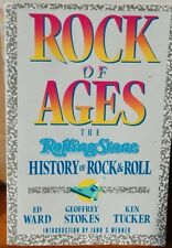 Rock of Ages : The Rolling Stone History of Rock and Roll by Ed Ward,...