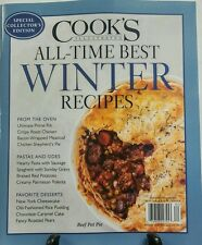 Cooks Illustrated All Time Best Winter Recipes From the Oven FREE SHIPPING sb