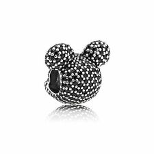 Authentic PANDORA Sterling Silver Limited Edition Disney Mickey Charm 791795NCK