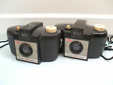 "Kodax Vintage 127 'Brownie' Bakelite Camera With Another 5.5""Long"