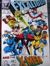 EXCALIBUR n°57 1992 ed. Marvel Comics  [SA5]