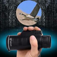 Night Vision 40 X 60 Dual Focus Optics Zoom Lens Hunting Monocular Telescope BF