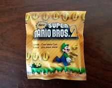 New Super Mario Bros. 2 Gold Coin Cart Case - Pre-Order Promo - Brand New
