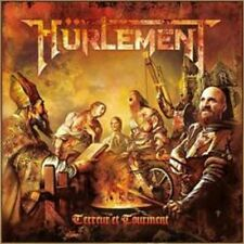 HÜRLEMENT - Terreur Et Tourment *LIM.BLACK VINYL*500*HEAVY/SPEED METAL*SORTILEGE