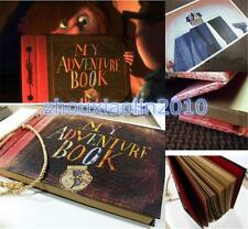 UP, My adventure book, Photo album Hand Made Movie theme for lovers 40 pages New