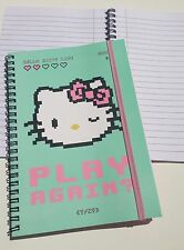 Typo Hello Kitty Spinout Notebook scrapbook A5 120 Pages CRAFTMUM