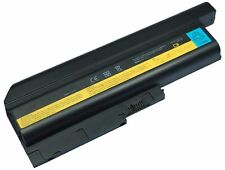9-cell Laptop Battery for Lenovo Thinkpad T500 W500 40Y6799 41N5666 ASM 92P1128