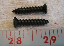 Winchester Butt Plate Screw Set - Late 1940's thru 1962 - Set of 2 FREE Shipping